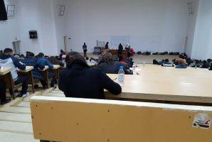 ملاحظة مناظرة انتداب الملحقين القضائيين